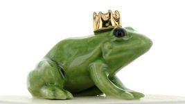 Hagen Renaker Miniature Frog Prince Small Ceramic Figurine image 6