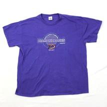 Delta MLB Mens World Series Tshirt 2001 AZ Diamondbacks Baseball Champions RARE - $25.17