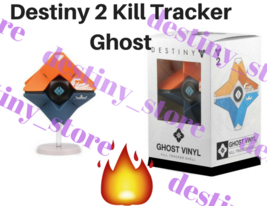 Destiny Ghost Vinyl with Stand The Coop - Kill Tracker ghost - $9.99