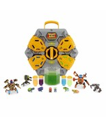 Ready2Robot - Big Slime Battle with 10+ Hidden Chambers & 40+ Battle Weapons - $67.50