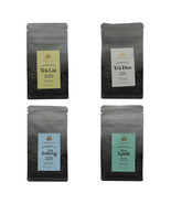Folliet Natural Organic Rare Loose Leaf Tea Jasmine/Black/Green/Oolong T... - £6.76 GBP+