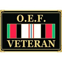 United States American O.E.F. OP.ENDURING FREEDOM Belt Buckle - $18.76