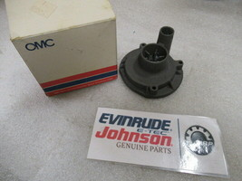 P15A Johnson Evinrude OMC 313543 Impeller Housing OEM New Factory Boat Parts - $79.72