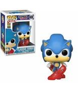 Classic Sonic The Hedgehog Game Running Sonic #632 POP Vinyl Figure NEW MIB - $9.74