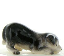 Hagen Renaker Dog Border Collie Pup Ceramic Figurine image 3