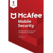 McAfee Mobile Security (Cellphone/tablet) - $25.00