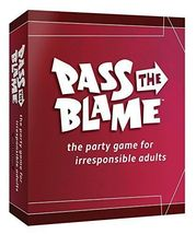 Pass the Blame Board Game [New] Party Game - $29.88