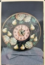 """Hanna Long Decorative Painting Tole Pattern Packet """"Essence of Time"""" image 2"""