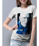 James Bond 007 Die Another Day Zao  New T-SHIRT WOMEN WHITE - $14.99
