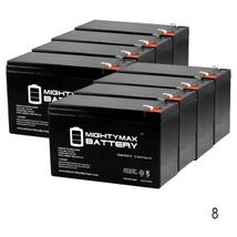 Mighty Max Battery 12V 9AH Compatible Battery for RBC12 RBC26 RBC27 APC UPS - 8 - $178.13