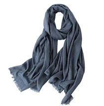 Black Temptation Autumn and Winter Women's Scarf Cotton and Linen Scarf ... - $18.21