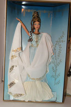 VHTF NRFB Goddess of Beauty Barbie Doll Classical Greek LTD ED 2000 image 6