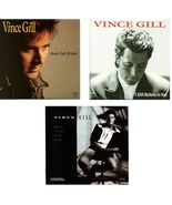 Lot of 3 CDs Vince Gill - No Cases - $2.99