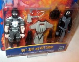 NEW ✰ 2000 Hasbro GI Joe Collectors MOC figure WET DOWN WET-SUIT wet sui... - $41.99