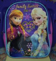Small Disney Frozen Elsa & Anna Backpack - $12.00