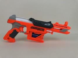 Falconfire Nerf Gun Hasbro N-Strike Elite Accustrike Single-Shot w/ Darts - $12.82