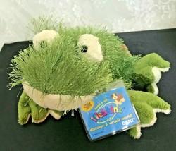 "GANZ  Webkinz 9"" Green Plush Toy with Tag HM001  - $9.59"
