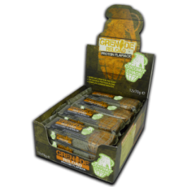 Primary image for Grenade - Grenade Reload Protein Flapjacks, Coconut Chaos - 12 Bars