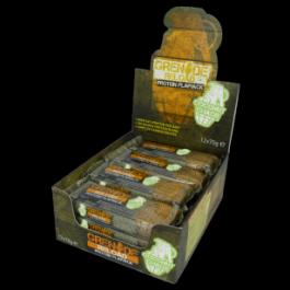 Grenade - Grenade Reload Protein Flapjacks, Coconut Chaos - 12 Bars