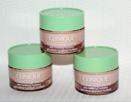 Clinique Moisture Surge Intense Skin Fortifying Hydrator Gel-Creme .5 oz X 3 - $30.84