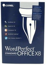 Corel WordPerfect Office X8 Standard Edition WPOX8STDEFMBUG Upgrade #8268 - $48.99