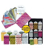 Assorted Quik Card Wallet with 20 Clear Pocket Sleeves / 72 CT - $50.99