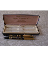 Arpege Chanel No. 5 Perfumed Writing Pen Set  Vintage - $32.99