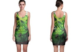 hulk disaster image Bodycon Dress - $21.99+