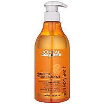 L'Oreal Nutrifier Glycerol + Coco Oil Silicon Free Shampoo 16.9oz/500ml - $31.93