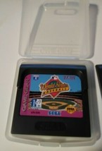 World Series Baseball (Sega Game Gear, 1993) Cartridge Handheld Video Game - $23.75