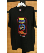 Admit One DICK TRACY mens graphic tee L t shirt movie logo LARGE June 15... - $7.00