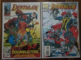 Deathlok #5, & 25 (1991, Marvel) - $9.99