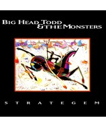 Big Head Todd & The Monsters: Strategem (CD, 1994) - Ships within 12 hou... - $4.79