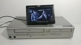 Emerson EWD2004 DVD/VHS Cassette Combo Recorder Player No Remote - $67.86