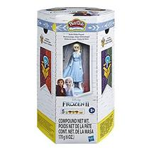 Play-Doh Mysteries Disney Frozen 2 Snow Globe Playset Surprise Toy with ... - $19.59