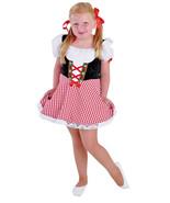 GIRLS  - Heidi , Austrian , Oktoberfest - ages 3 to 14 - $27.69