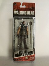 NEW, McFarlane Toys, The Walking Dead Series 7, GRAVE DIGGER DARYL, DAMA... - $9.85