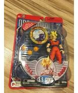 Dragon Ball Z S.S. Goku Cell Saga Irwin Figure Super Saiyan Trunks Medal... - $22.99