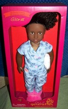 """Our Generation Sleepover GLORIA 18"""" AA Doll Regular Collection New - $39.88"""