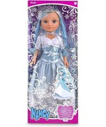 Nancy Principessa Di Vetro (Famosa 700012410) Corona E Scarpette Come - $370.05