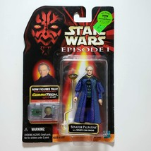 Hasbro Senator Palpatine With Senate Cam Droid Action Figure - $7.92