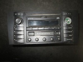 99 00 01 02 AUDI A4,S4 RADIO CD PLAYER #8D0035195A - $49.50