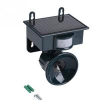 New Solar Powered Ultrasonic Animal Pest Repeller Motion Outdoor Waterpr... - $27.62