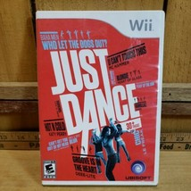Just Dance Nintendo Wii 2009 Complete with Manual - $15.83