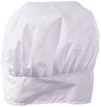 Oversized Fabric Chef's Hat white Party Accessory  1 count 1/Pkg - $6.76