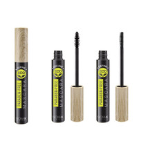 Nicka K ECO Mascara Paraben Free Volume Define Black Eyelashes Eye Makeu... - $3.99