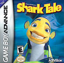 DreamWorks' Shark Tale (Nintendo Game Boy Advance, 2004) - $1.48