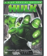 Hulk Widescreen 2 Disc Special Edition DVD - $1.39