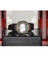 Pre Owned  Black & Silver Casio W-210 Digital W... - $9.90