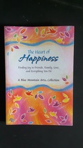 The Heart of Happiness NEW Finding Joy in Friends Family Love paperback ... - $48.49